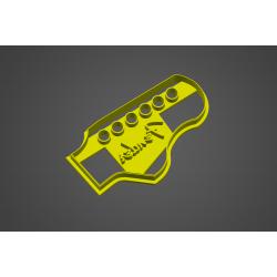 Kytarová hlava