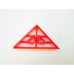 Pravítko trojúhelník