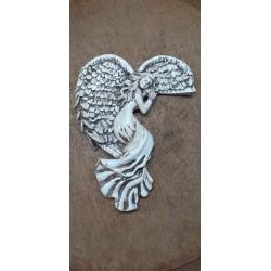 Anděl keramická sádra
