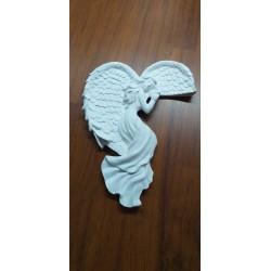 Anděl keramická sádra -...