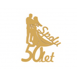 50 let spolu - Zápich