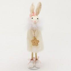 Zajíc bílý - 22 cm
