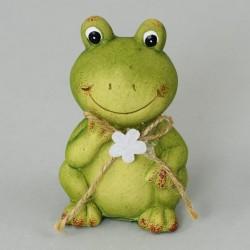 Žába s úsměvem